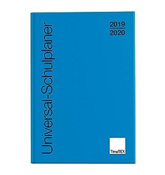 TimeTex 10500 - Agenda escolar universal, tamaño A4, curso ...