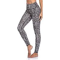 Occffy Leggings Mujer Fitness Cintura Alta Pantalones Deportivos Mallas para Running Training Estiramiento Yoga y…