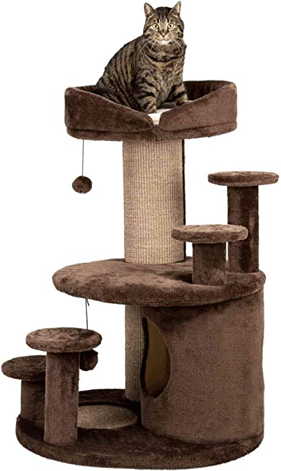 Trixie Pet Products Emil Senior Cat Playground Pet Supplies