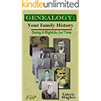 Genealogy: Your Family History, Doing It Right The First Time