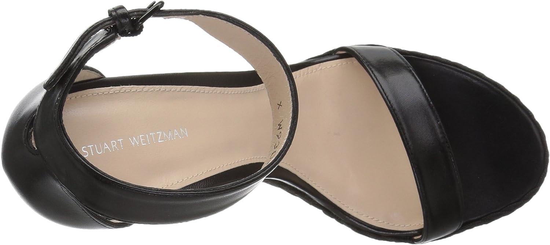 Stuart Weitzman Womens Backupwedge Wedge Sandal