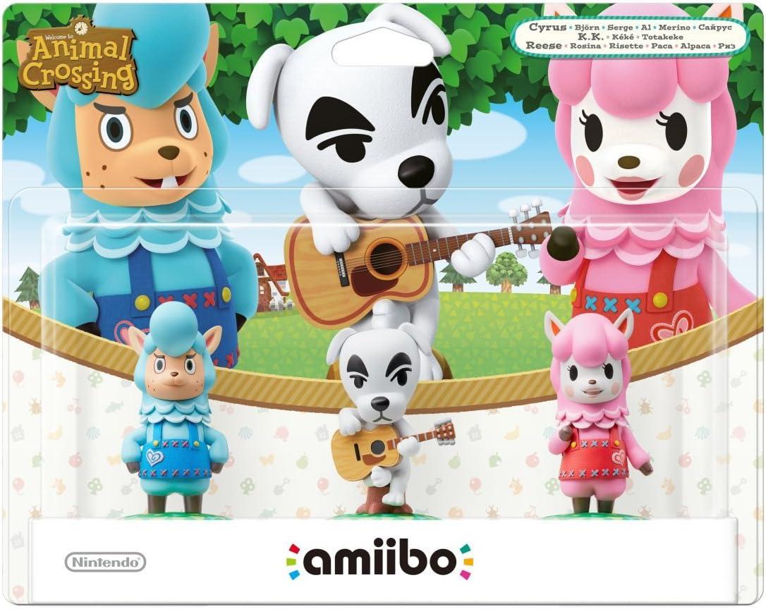 Nintendo K.K. - Accesorios para Juegos de Mesa (Multi, Cualquier género, Ampolla)