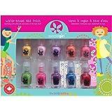 Suncoat Girl - 10 Pack Mini Nail Polish Gift Set for Girls (Party Pallett)