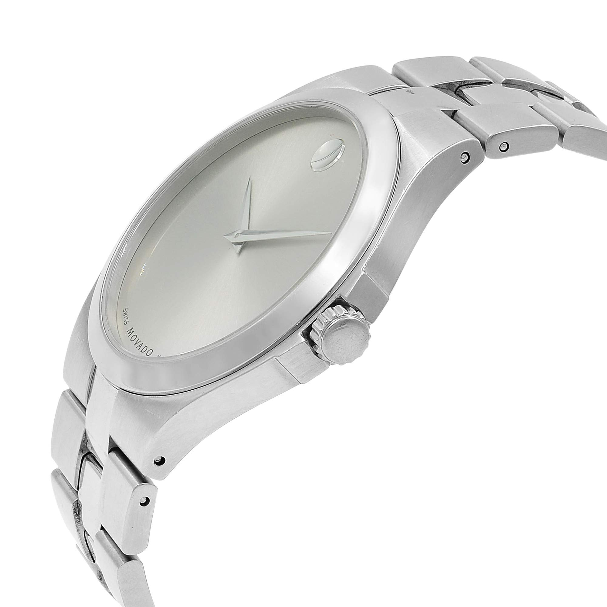 Movado Serio Quartz Male Watch 0606556 (Certified Pre-Owned) by Movado (Image #3)