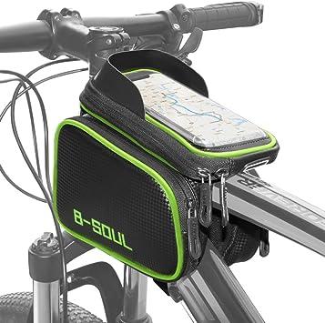 COFIT 3 en 1 Bolsa de Manillar para Bicicleta de Gran Capacidad ...