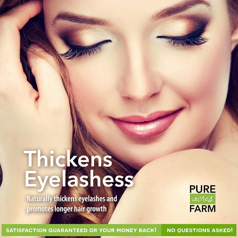 Amazon Pure Castor Oil For Eyelashes Eyebrows Hair Growth