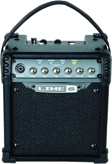 Line 6 Micro Spider - Amplificador para guitarra: Amazon.es ...