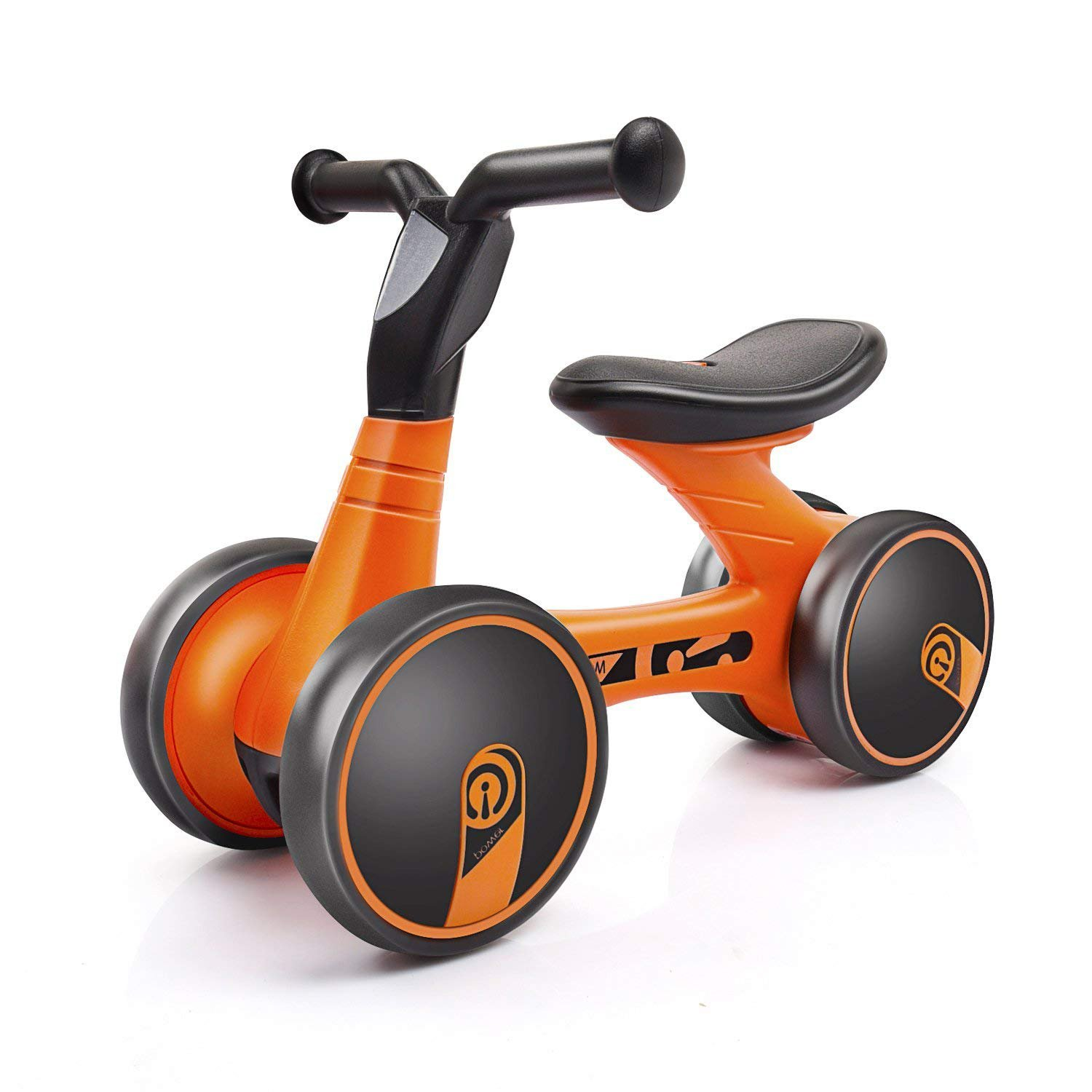 XJD Baby Balance Bike Bicycle Toys Rides for 1 Years Old Boys Girls Baby Walker 10-24 Months No Foot Pedal Infant Three Wheels Toddler Bike