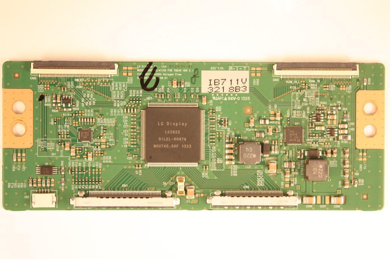 55 M551D-A2R 6870C-0450A 3218B LED LCD T-Con Control Timing Board Unit