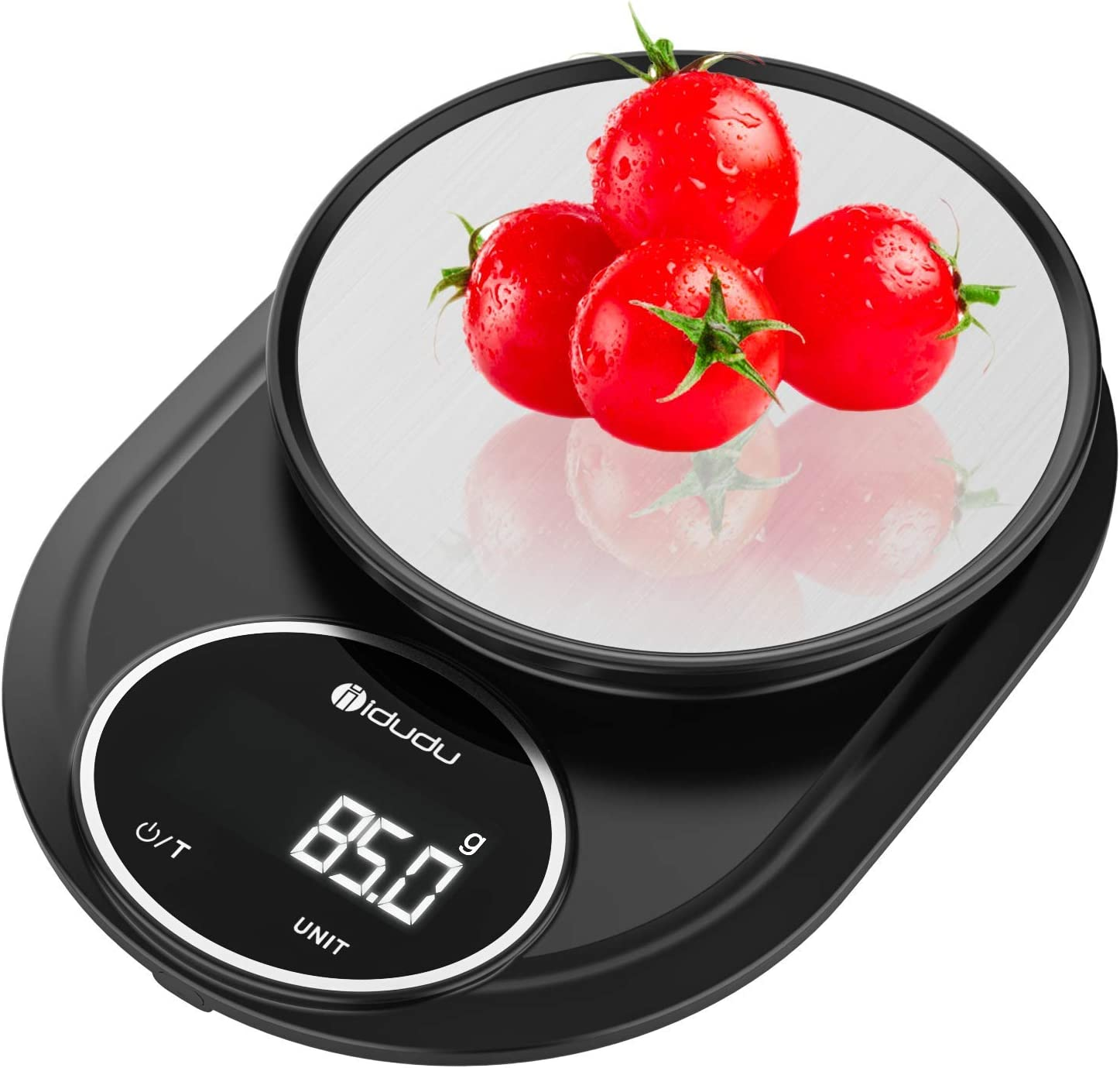 Food Scale, Digital Kitchen Scale Wight Grams and Oz-0.1g/0.001oz For Baking, Cooking and Coffee with LCD Display