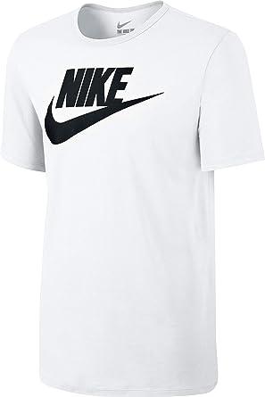 9298e1d4 Nike Men's Icon Futura Short Sleeve Top: Nike: Amazon.co.uk: Clothing