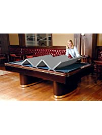 Wonderful Hood Leather 470 38 X 76 In   Convertible Pool Table Cover