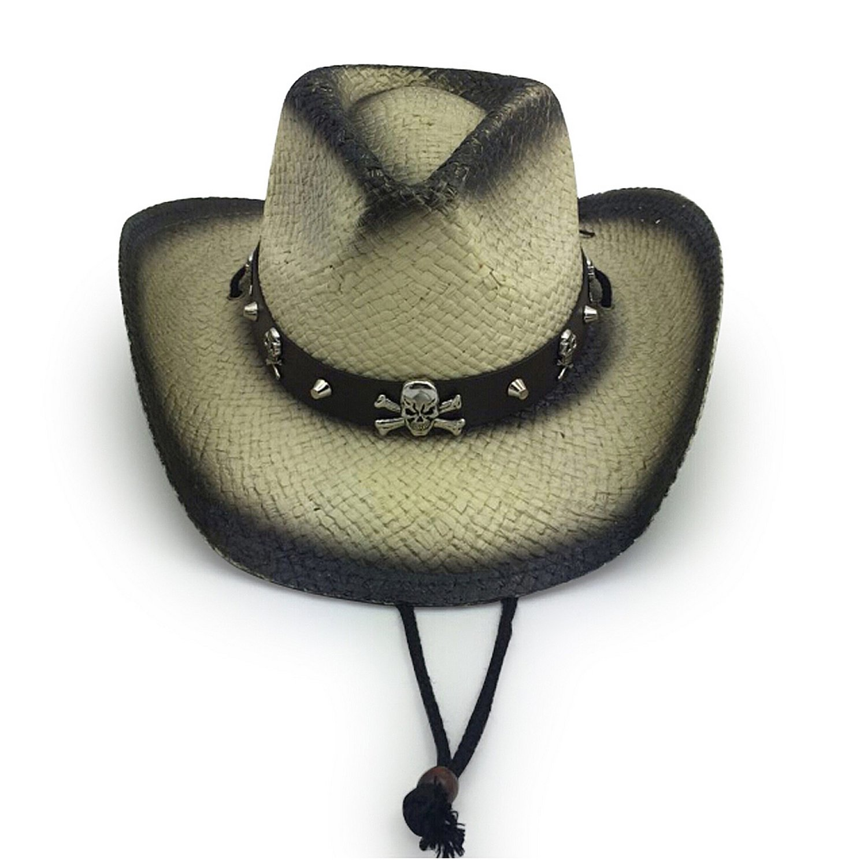 AccessHeadwear Old Stone Sully Women's Cowboy Style Hat