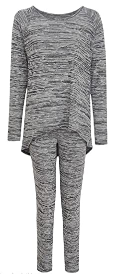 e067b0378e RIDDLED WITH STYLE Ladies Womens Black Bow Back 2 Piece Tracksuit Loungewear  Jogging Lounge Suit