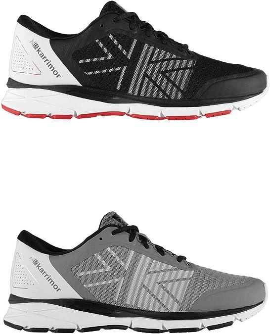 Karrimor KM 400 - Zapatillas de Running para Hombre, Color Gris, Talla 44: Amazon.es: Zapatos y complementos