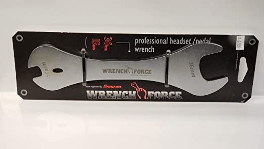 Heavy !! Wrench Force 18mm 25mm Professional Cone Wrench by Snap-On New