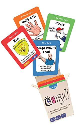 Quirk! The Hilarious Family Card Game
