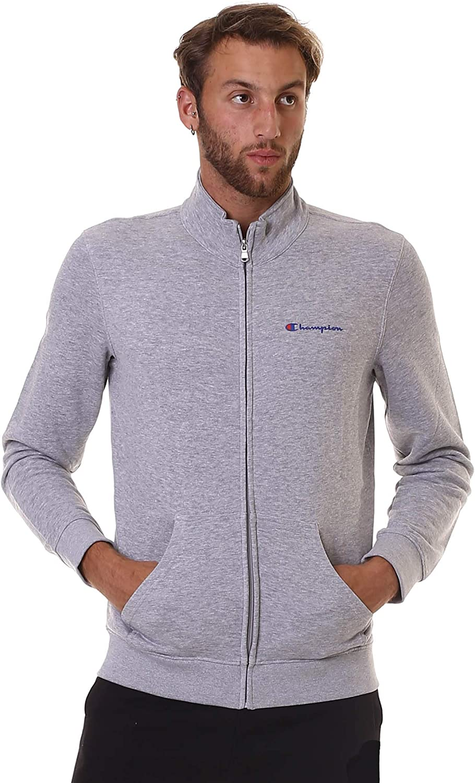 Champion Full Zip Sweatshirt-American Classics Sudadera, Hombre ...