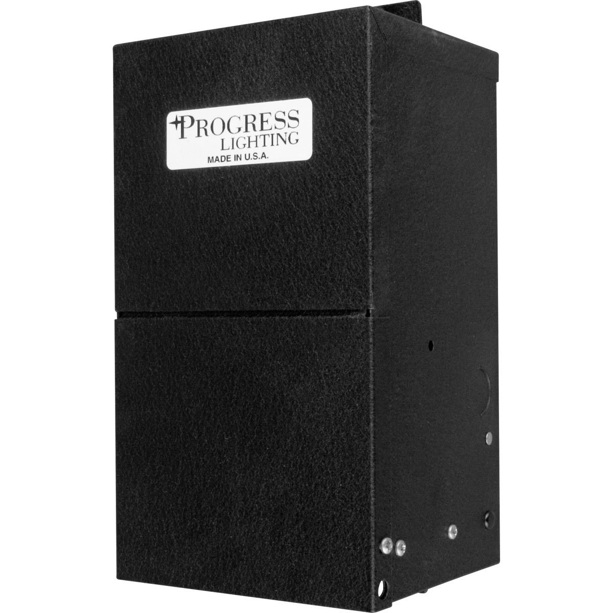 Progress Lighting P8655-31 15 Volt Transformer, Black by Progress Lighting