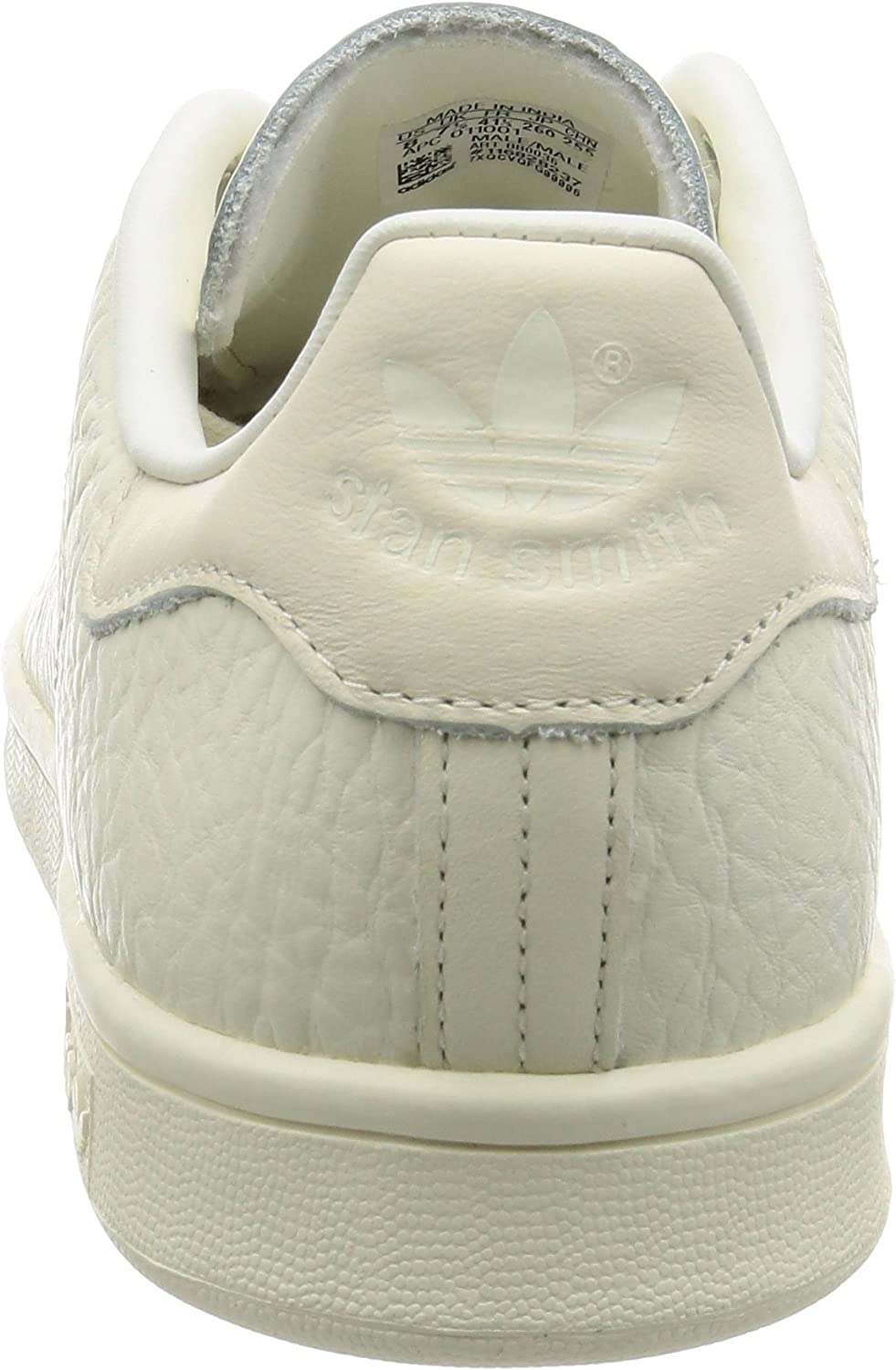 adidas Stan Smith BB0042 Baskets pour Homme Off White Textured