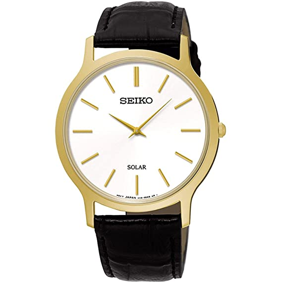 Reloj hombre SEIKO SOLAR SUP872P1