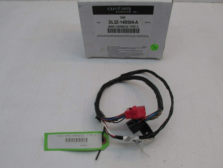 Ford Genuine DL3Z-14B504-A Wiring Assembly