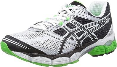 Asics Gel-Pulse 5, Zapatillas de Running para Hombre, Weiß, 40 EU: Amazon.es: Zapatos y complementos