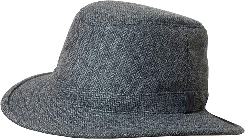 71//4 Olive Herringbone Tilley TTW2 Tec-Wool Hat