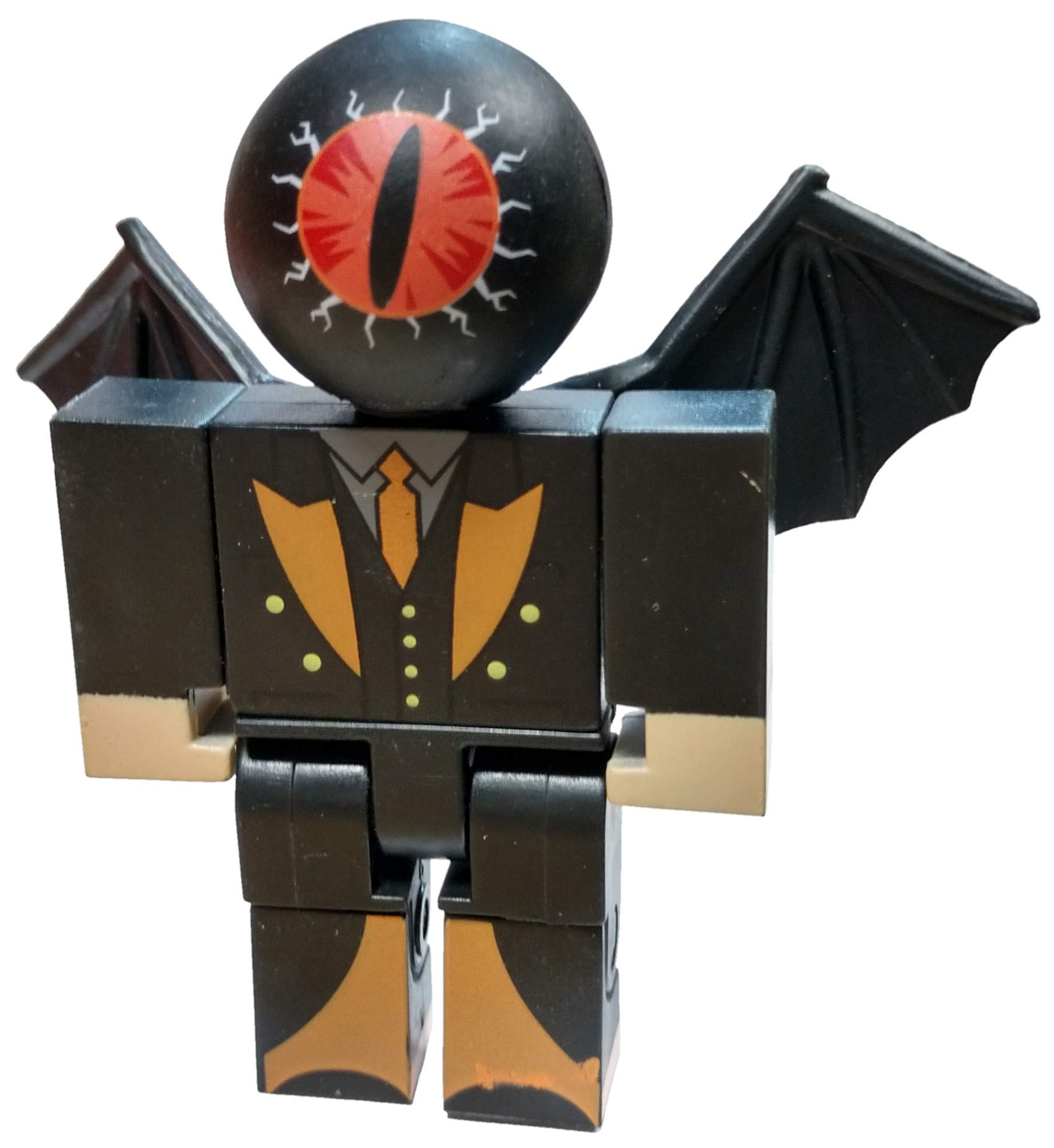 Roblox Series 4 Crimson Catseye Action Figure Mystery Box + Virtual Item Code 2.5''