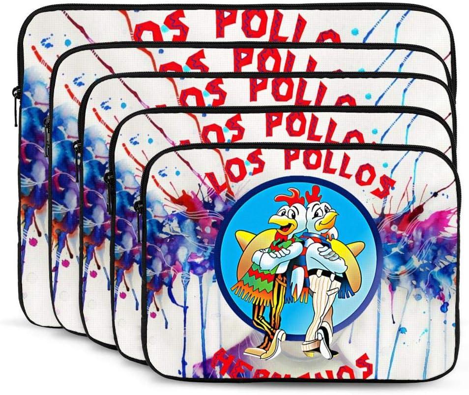 Los Pollos Hermanos Waterproof Laptop Tablet Tote Travel Bag Handbag Briefcase 12 inch