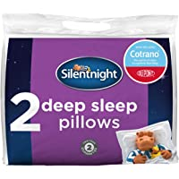 Silentnight Deep Sleep Pillow Pair with DuPont - White