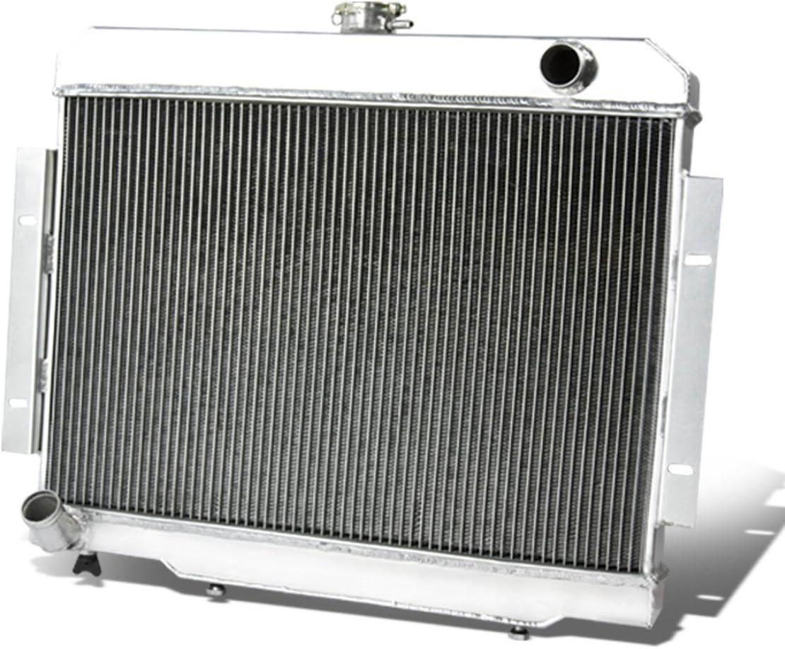 Full Aluminum Radiator for Jeep CJ CJ5 CJ7 W//Chevy V8 Conversion Engine 72-86