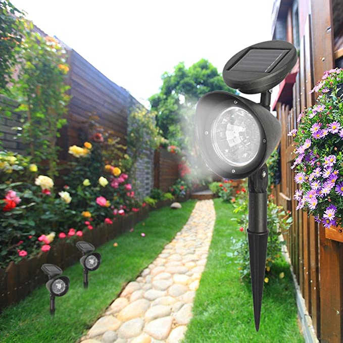 Review LiPing 3LED Spotlight Outdoor