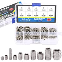 Dark Brown + Silver Scicalife 1 Set Screw Assortment Kit Plastic Screws Cover Woodworking Accesories