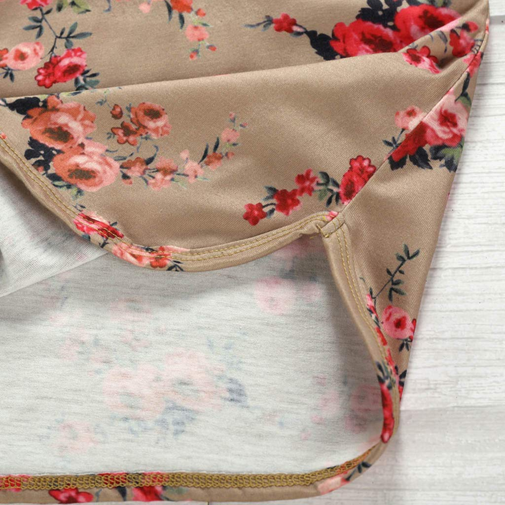 JOYKK 2Pieces Beb/é reci/én Nacido Beb/é Swaddle Wrap Blanket Sleeping Bag Print Headband Outfit Set