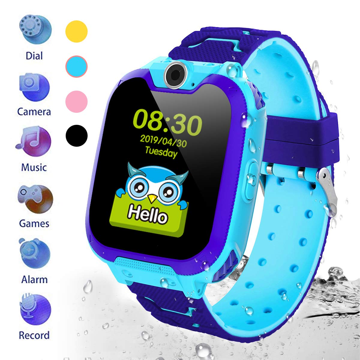 HuaWise Smartwatch For Kids Review