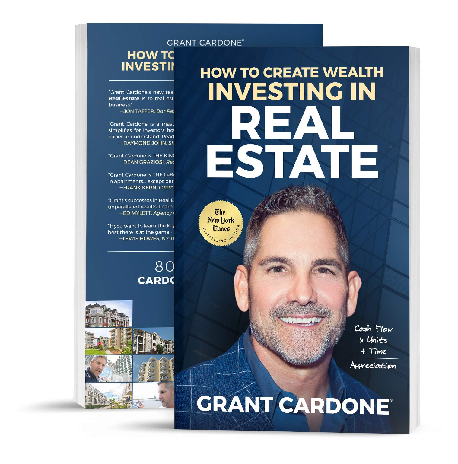 Create Wealth Investing Real Estate