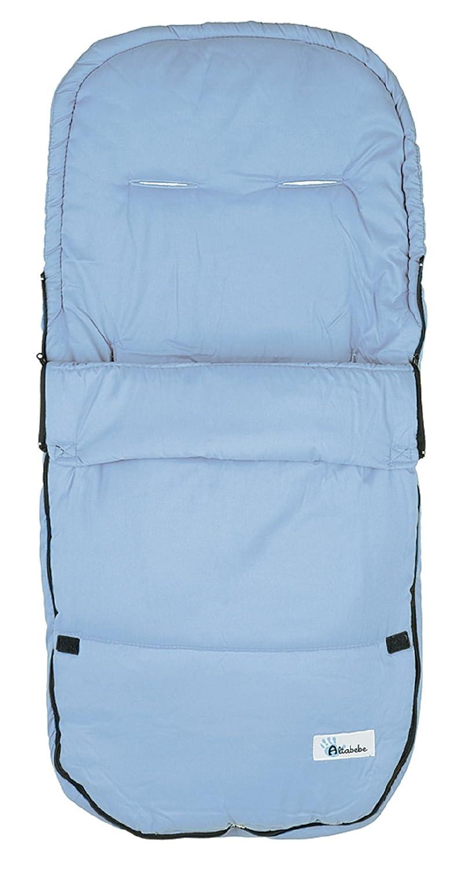 Altabebe AL2300M - 03 - Saco de abrigo para carrito, color ...