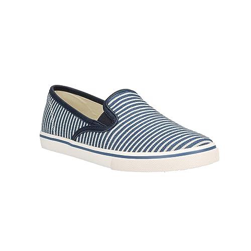 Zapatilla RALPH LAUREN 802-689114-001 Janis Azul: Amazon.es: Zapatos y complementos