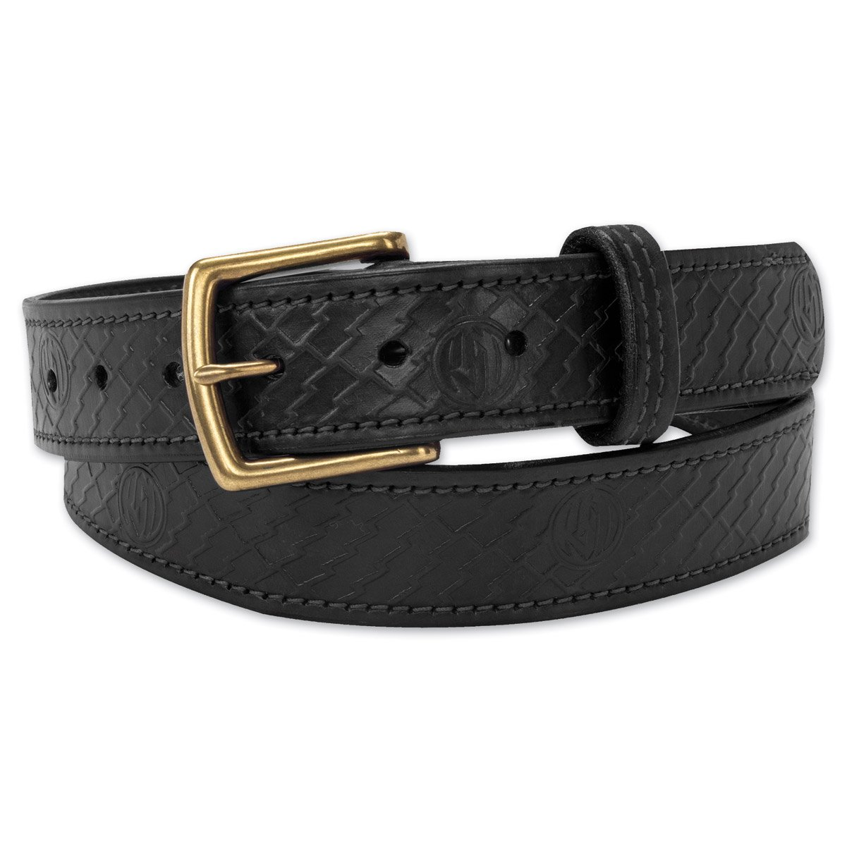 Roland Sands Design 0808-0800-0053 Debo Belt (Black, Medium)