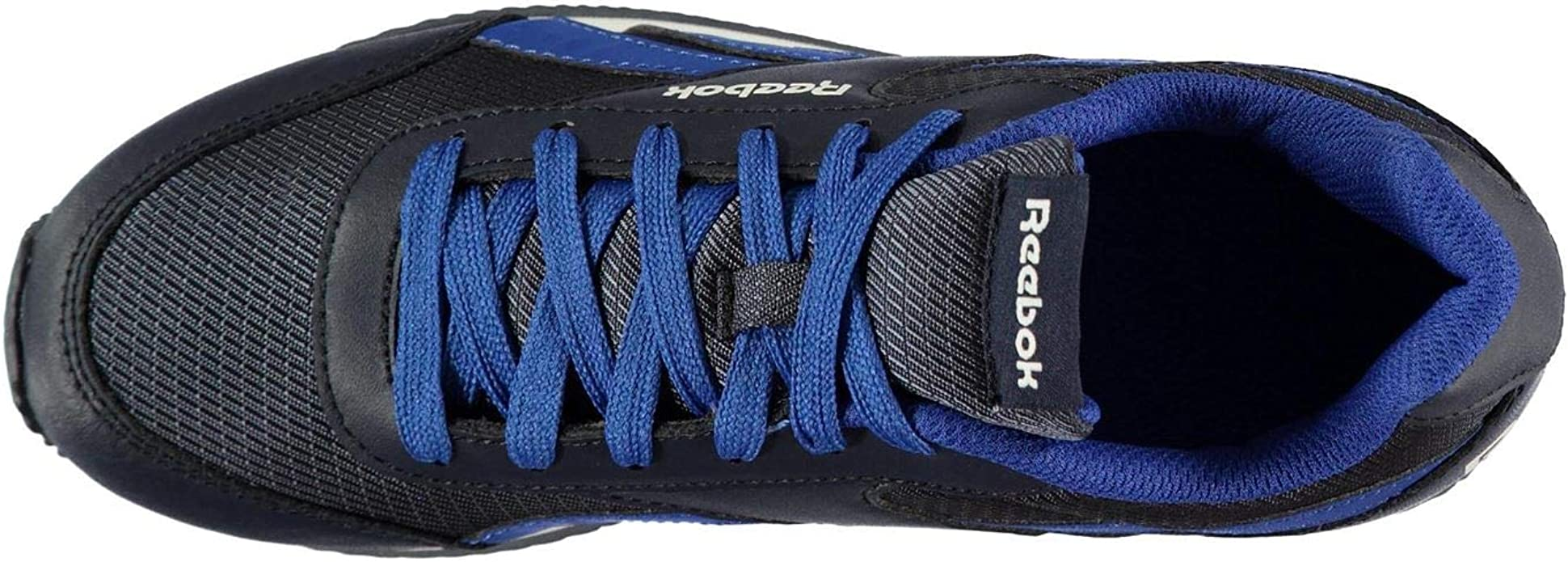 Reebok Girls Classic Jogger RS Childrens Trainers Shoes Footwear Laces Fastened