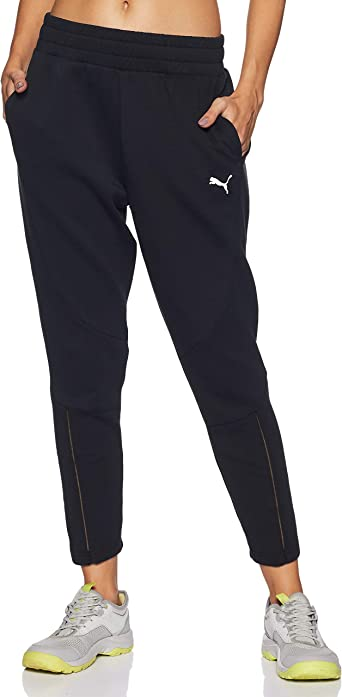 PUMA Damen Jogginghose Evostripe Move Pants: