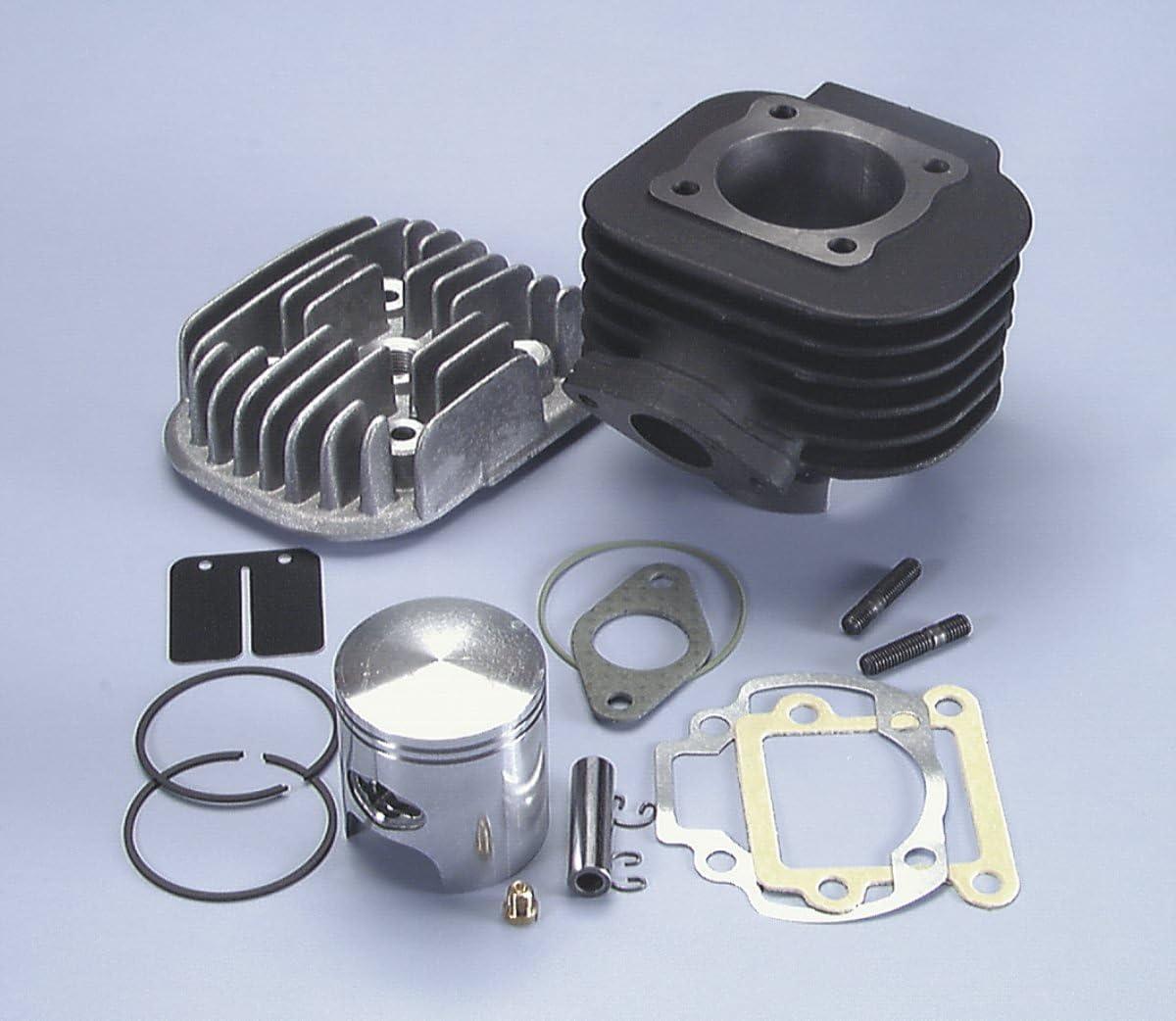 kit cilindro pistone motore POLINI ferro 70cc /Ø47 YAMAHA BWs-MBK Booster 166007