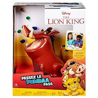Cardinal Games 6053259 The Lion King Pumba Pass Game Mixed Colours