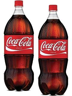 Amazon com : Coca-Cola Soda Soft Drink, 1 25 Liters
