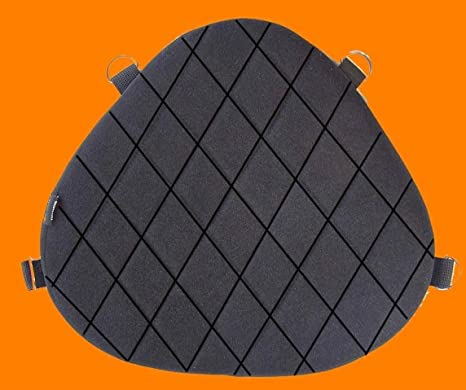 IND STURGIS Motorcycle Gel Pad Driver Seat for Harley Davidson FXCW Rocker Classic /& C