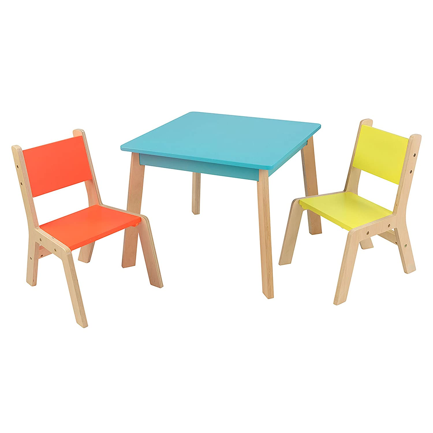 KidKraft Highlighter Modern Table and Chair Set Table \u0026 Chair Sets - Amazon Canada  sc 1 st  Amazon.ca & KidKraft Highlighter Modern Table and Chair Set Table \u0026 Chair Sets ...