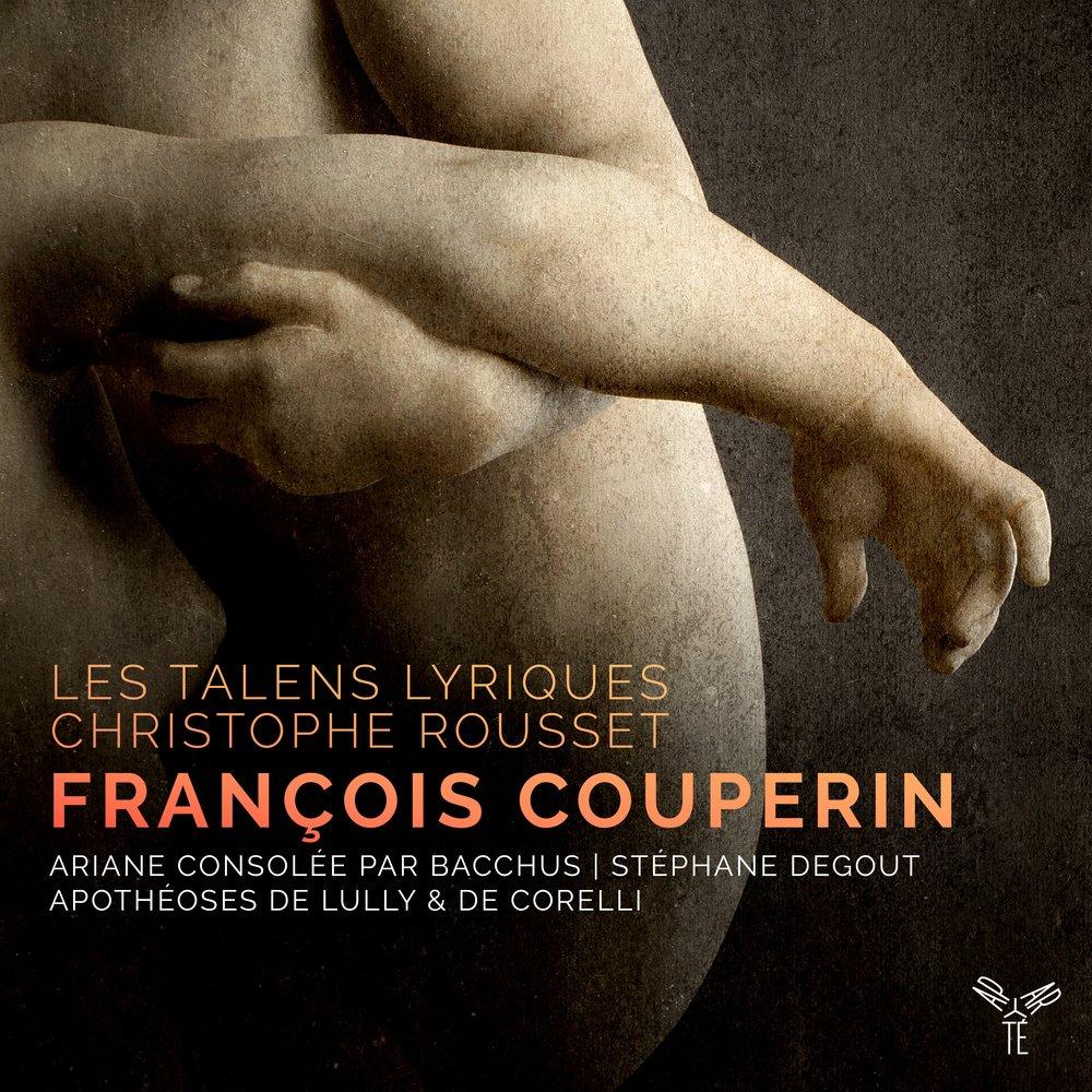 Couperin: Ariane consolée par Bacchus, Les Concerts royaux by CD
