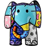 ROMERO BRITTO Mini Figur - Lucky - Elefant - Pop Art Kunst aus Miami