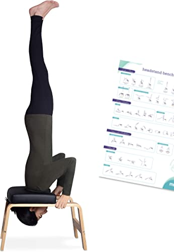 Milliard Yoga Headstand Bench